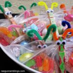 DIY butterfly craft candy and party favoris