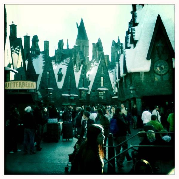 Harry Potterland - Rae Gun Ramblings