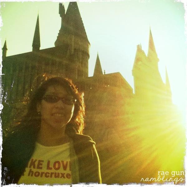 Harry Potter World - Rae Gun Ramblings