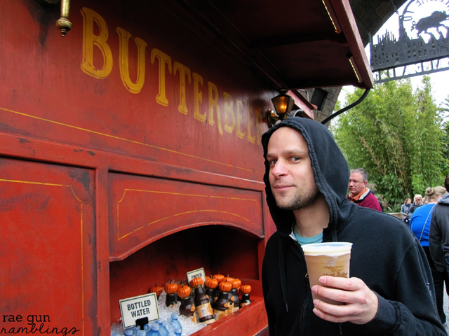 butter beer - are gun ramblings