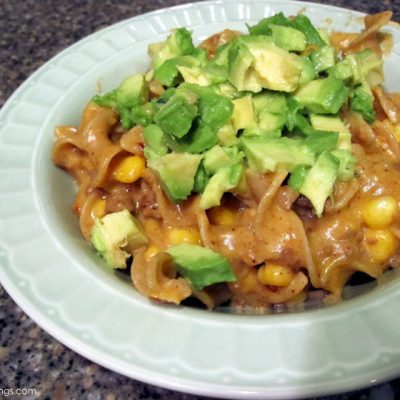 Recipe: Taco Mac and Cheese