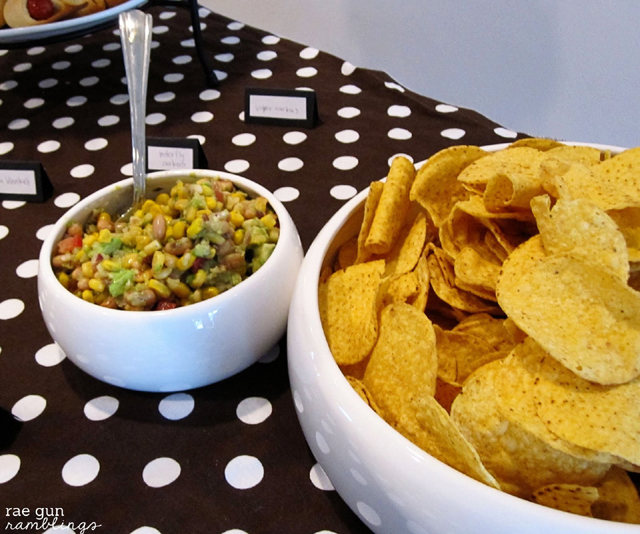 Cowboy Caviar recipe. Yummy and nutritious dip at Rae Gun Ramblings