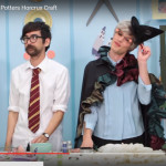 hilarious horcrux craft harry potter spoof video