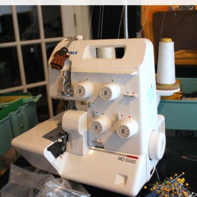 Q&A: Advice on Buying A Serger