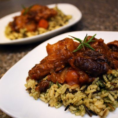 Recipe: Katniss Lamb and Dried Plum Stew for the Slow Cooker