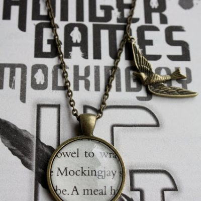 Book Inspired Jewelery: Hunger Games, Harry Potter, and More