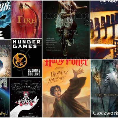 Top Ten All Time Favorite Characters In Books