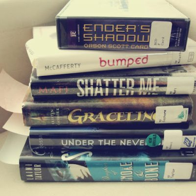 What I've Been Reading: Graceling, Vampire Academy, and Ender's Game