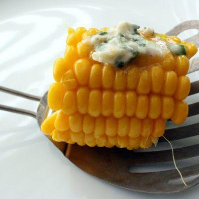 Recipe: Garlic Basil Butter
