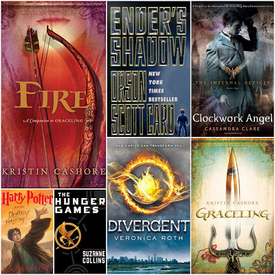 Top Ten Tuesday: Book Couples Worth Admiring