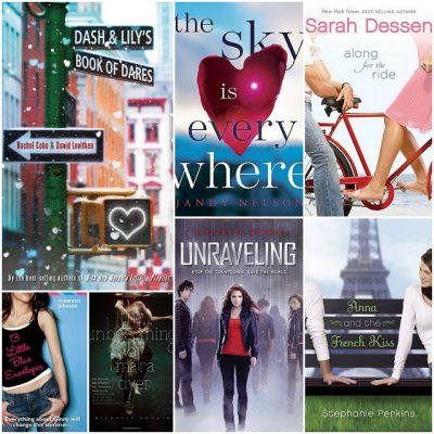 Great Young Adult Contemporary Reads