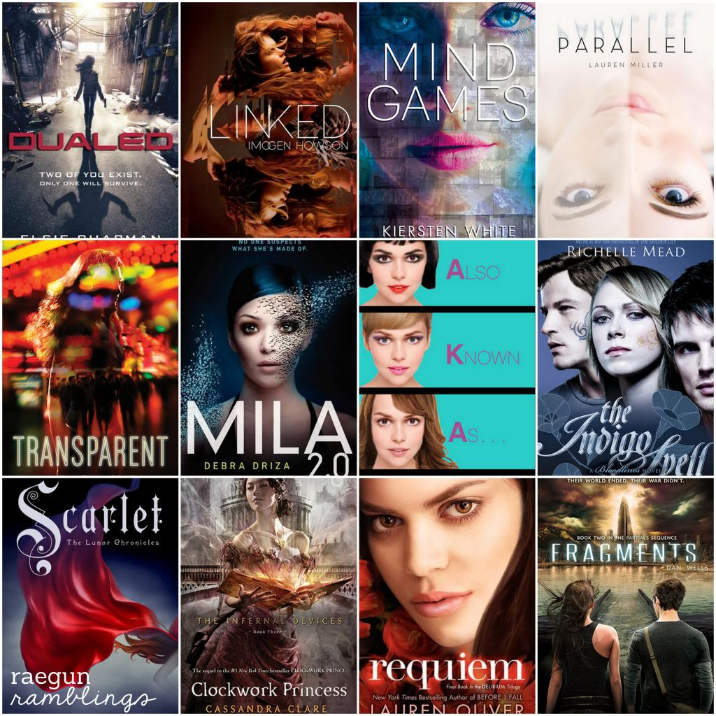 2013 book releases