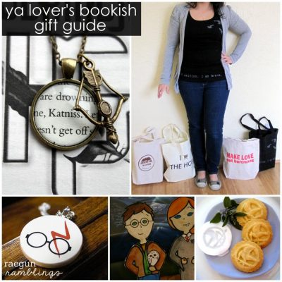 Big Announcement and Book Lovers Gift Guide!