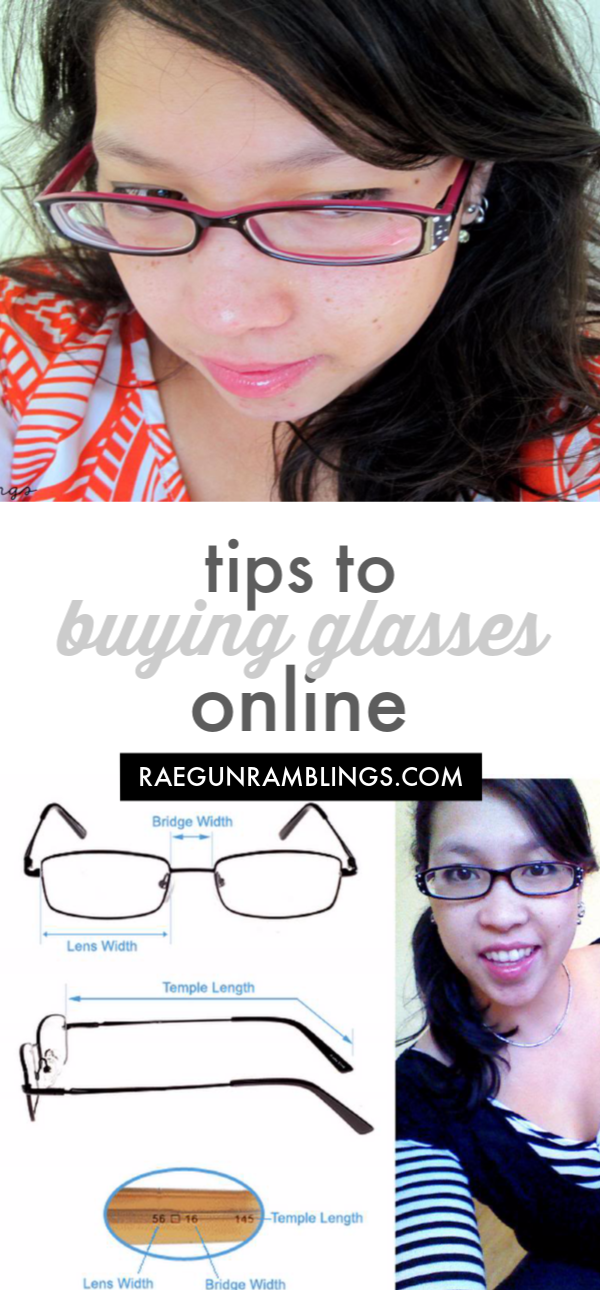 Tips to buying glasses online
