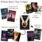 TwilightBookRecommendationsChart