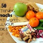 50 healthy snacks