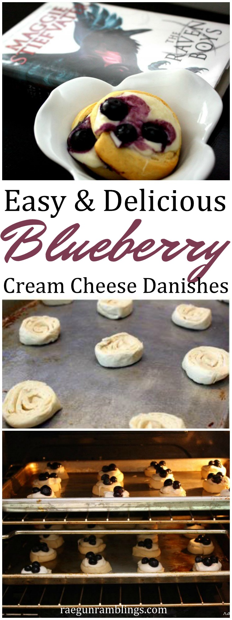 Made this the last 2 weekends. Super easy blueberry cream cheese danish recipe. Great for brunch or potlucks