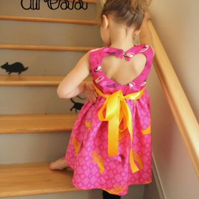 Sewing: Sweetheart Dress