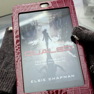 Book Recommendation Dualed by Elsie Chapman and Striker Touch Screen Gloves Tutorial