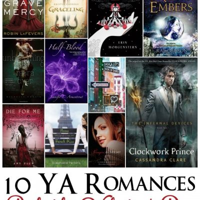 YA Romances Perfect for Valentine's Day