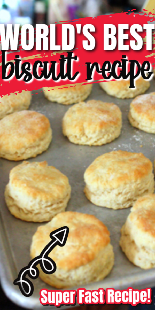 It's a keeper! This turns out great every time. Best quick biscuits recipe no yeast needed. via @raegun