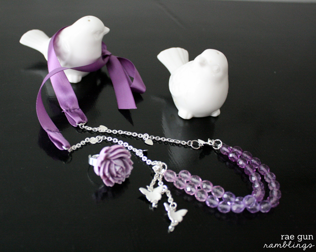 How to make an ombre necklace at Rae Gun Ramblings