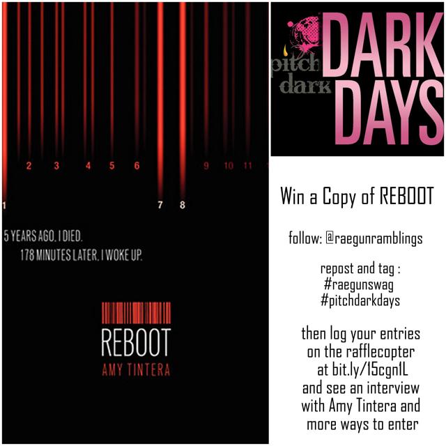 Reboot giveaway