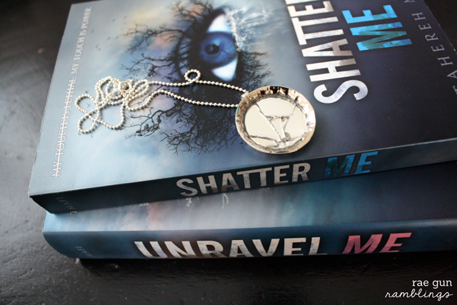 Shatter Me Necklace Tutorial