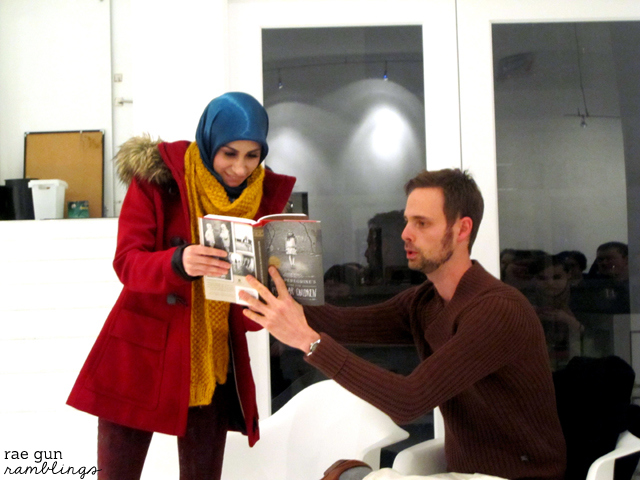 tahereh mafi and ransom riggs