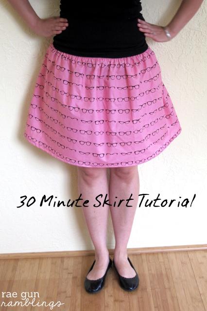 30 Minute Skirt Tutorial-014s text