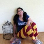 Make Your Own Gryffindor Harry Potter Pants at Rae Gun Ramblings