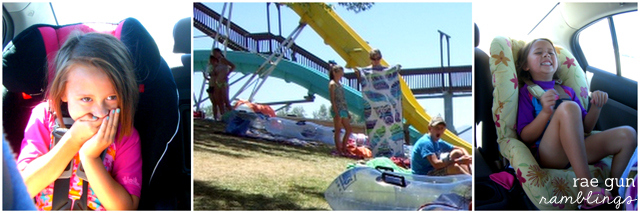 water park with kids - rae gun ramblings