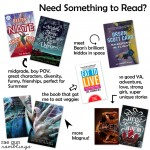 Great books for everyone. Kid books, action, fantasy, sci fi, romance and nonfiction.