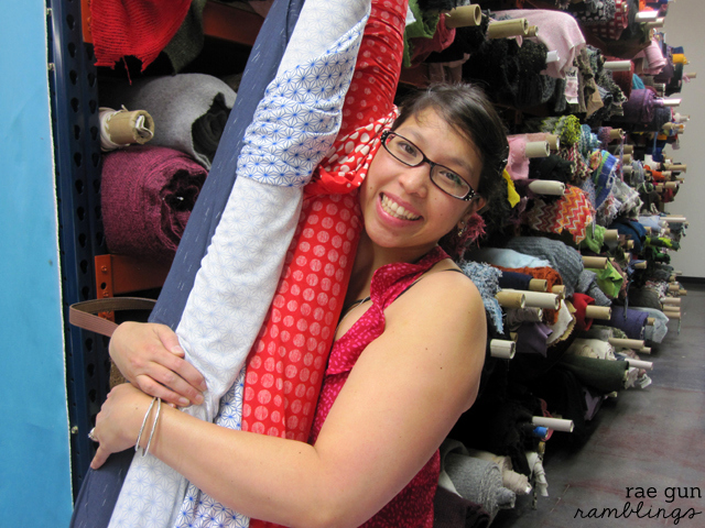 The best fabric shops in LA - rae gun ramblings