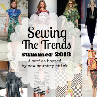 sewing the trends