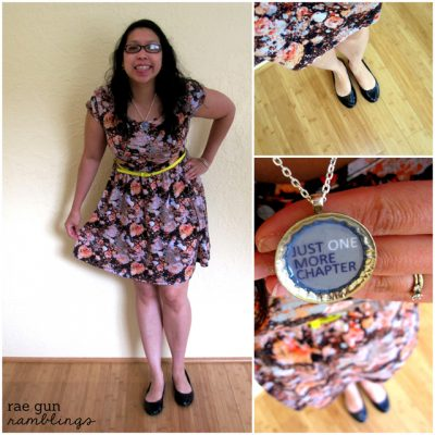 What We Wore, Read and Made Link Party PS Update How You Follow Blogs