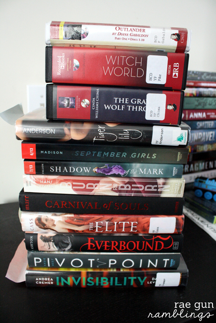 Books I'm going to read this Summer