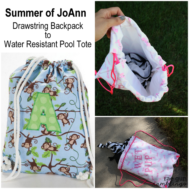 summer of JoAnn - Rae Gun Ramblings