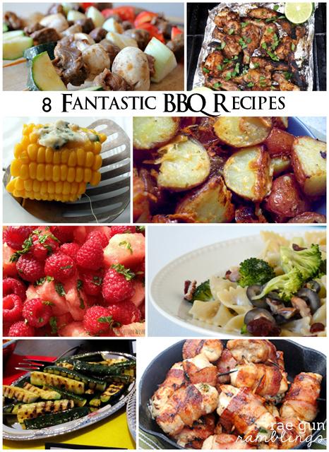 Fantastic BBQ Recipes - Rae Gun Ramblings