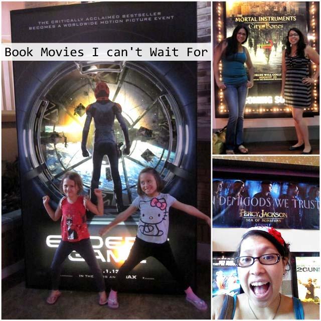 Books to Movies 2013