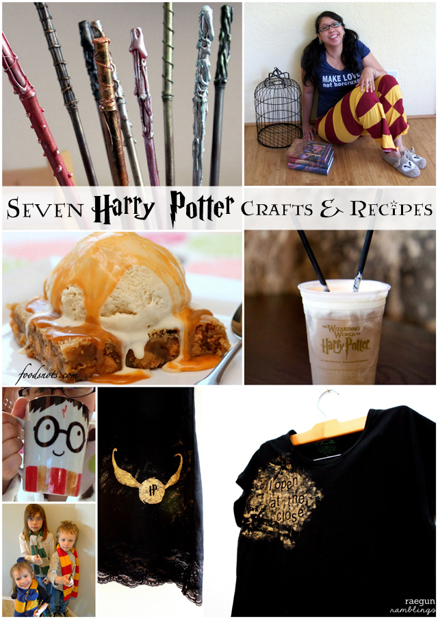 Harry Potter Crafts For Kids