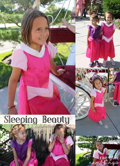 Sleeping Beauty Costume - Rae Gun Ramblings