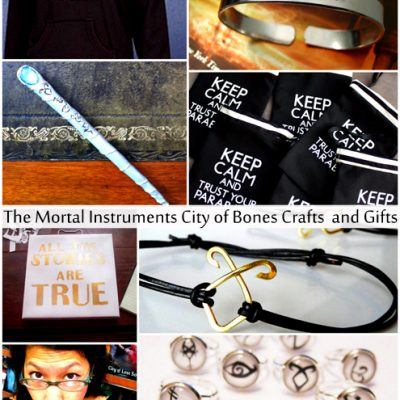 Mortal Instruments Crafts and Gifts
