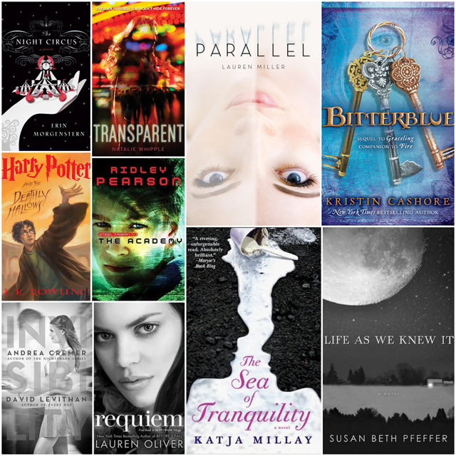 Books That I Want More of, Sequels, Spin-offs and Snarky Mentions