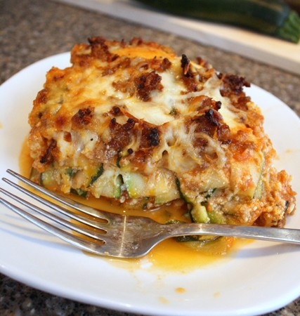 World' yummiest zucchini lasagna - Rae Gun Ramblings