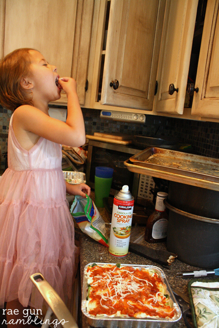 Healthy and tasty zucchini lasagna recipe - Rae Gun Ramblings