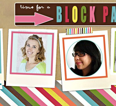 Block Party Link Party (It's the New Thing!)