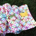 Make your own picnic placemats - Rae Gun Ramblings