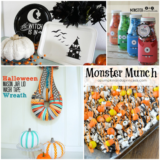 Great halloween Projects - Rae GUn Ramblings