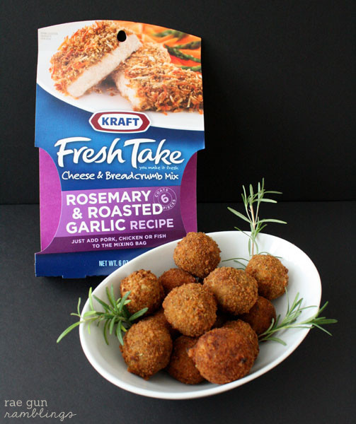 Cheesey Potato and Meat Croquettes - Rae Gun Ramblings #shop #kraft #potatoes